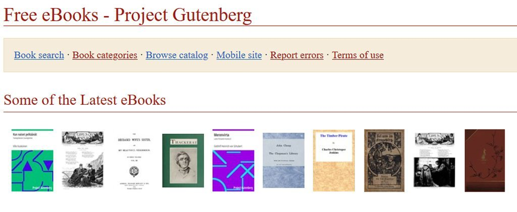 ebooks-gratis-project-gutenberg